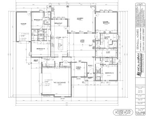 2335 NW 223rd St. Floor Plan